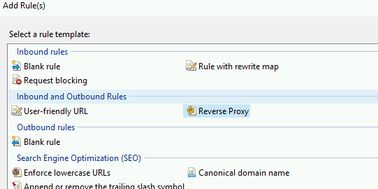 Reverse-Proxy-IIS-Rewrite-Rule