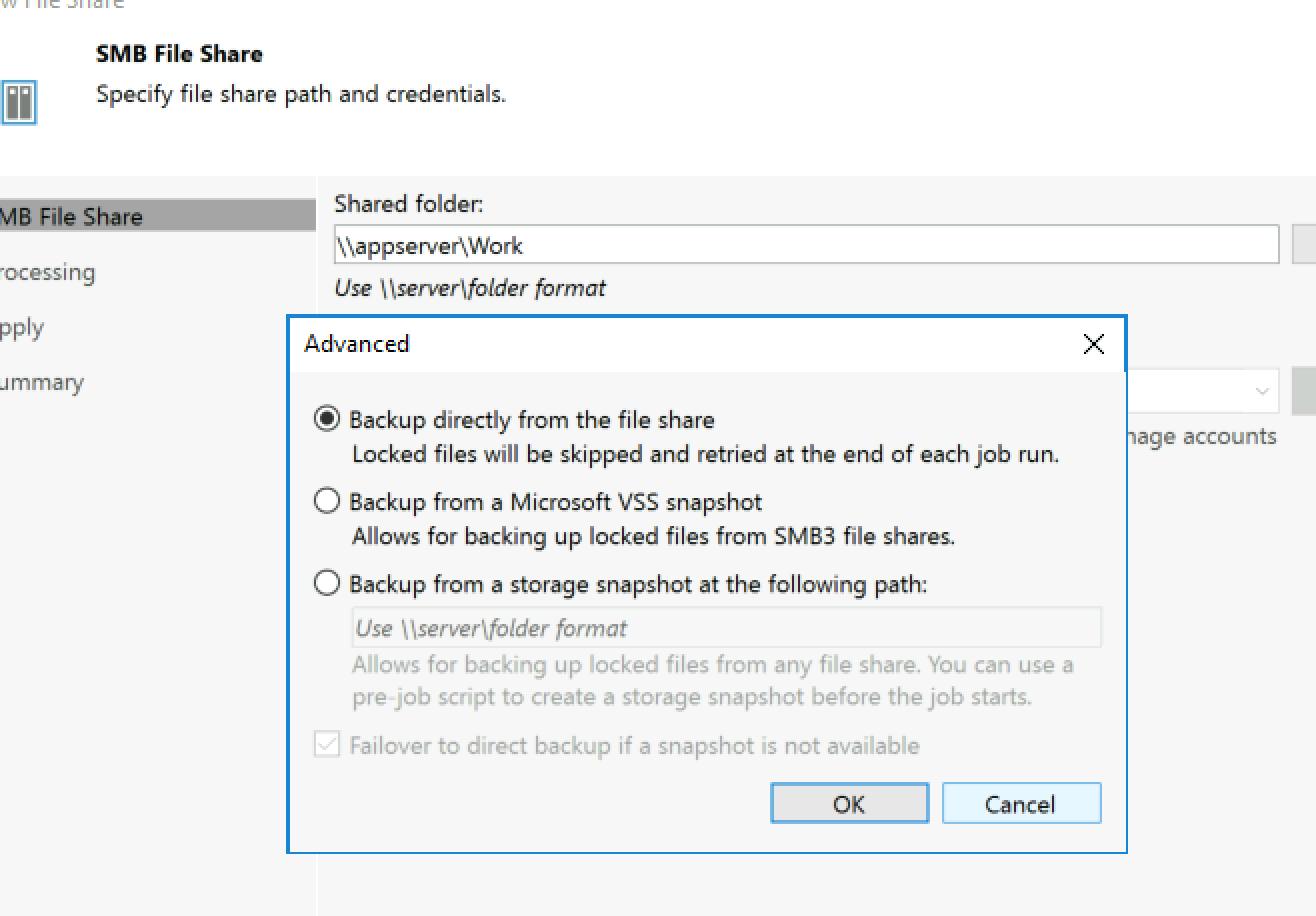 add-nas-backup-veeam-v10-advanced-settings