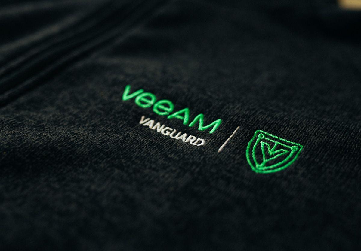 Veeam Vanguard SWAG 2020