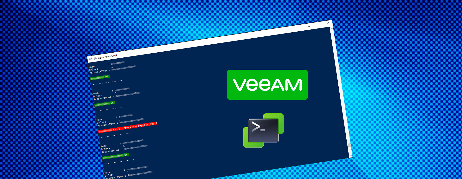 Find stale disks on Veeam Replicas using PowerShell